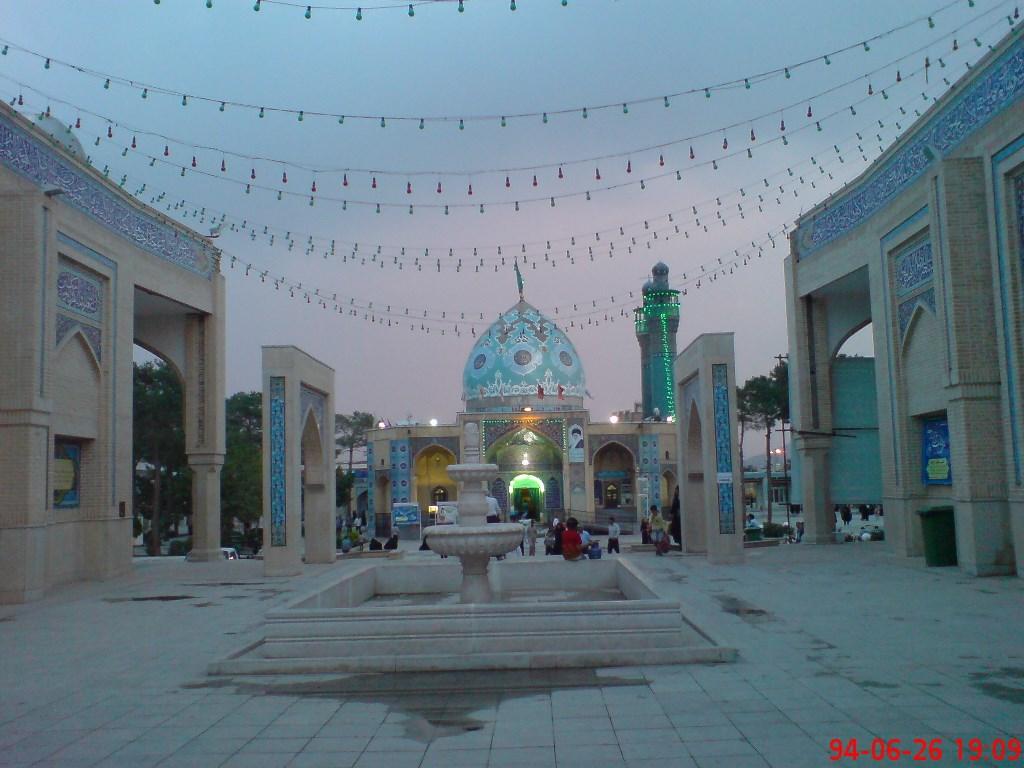 زینبیه اصفهان - شهریور 1394 -
