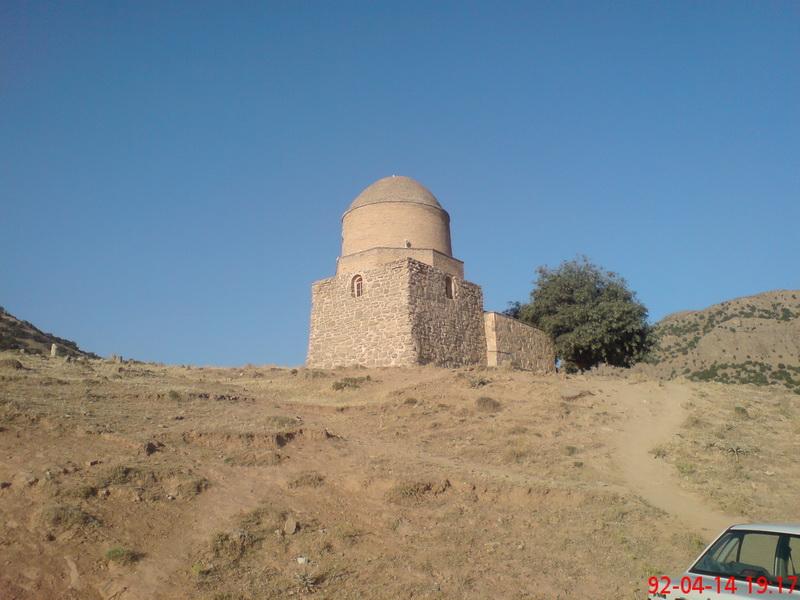 امامزاده سید زیبا محمد - خرم آباد لرستان
